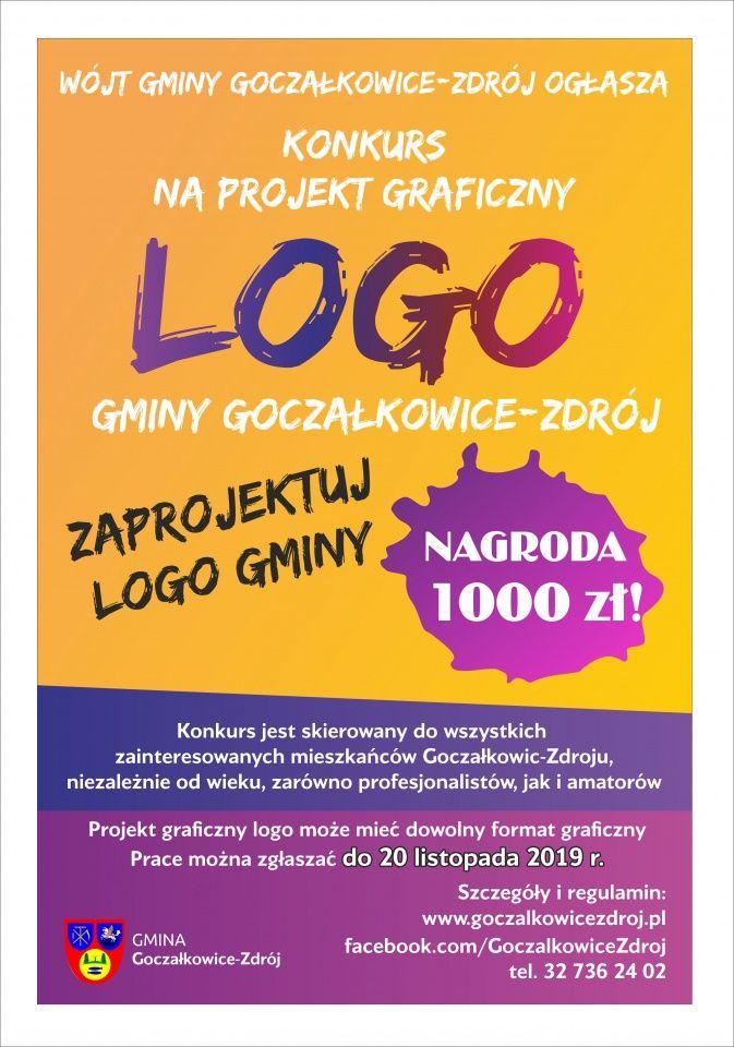 Zaprojektuj logo Goczałkowic! Wygraj tysiąc złotych!