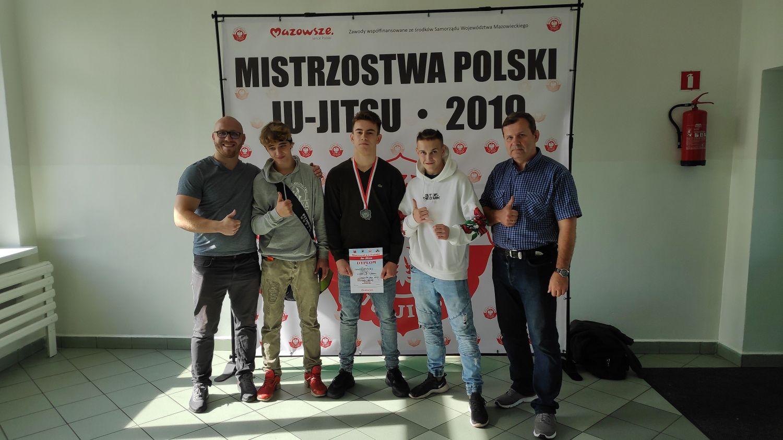 Zawodnik UKS Budo Pawłowice Wicemistrzem Polski