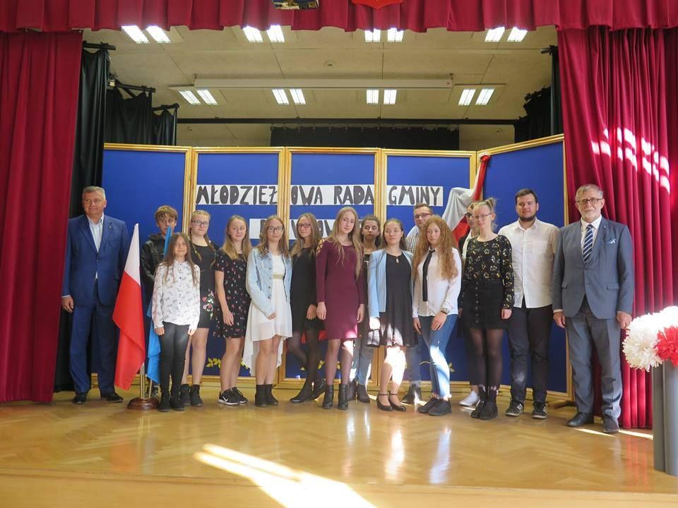 Wybory do Młodzieżowej Rady Gminy Pawłowice