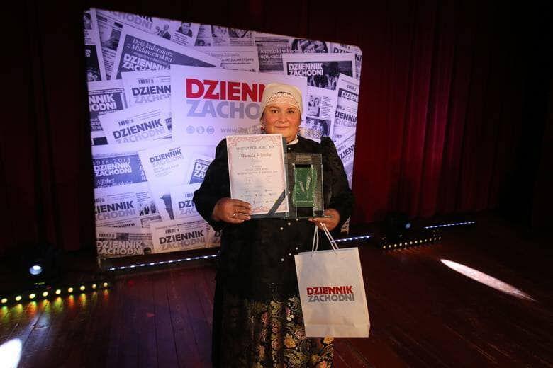 Wanda Wyroba z Ćwiklic Gospodynią Roku. Uhonorowano Studzionkę i KGW Ćwiklice