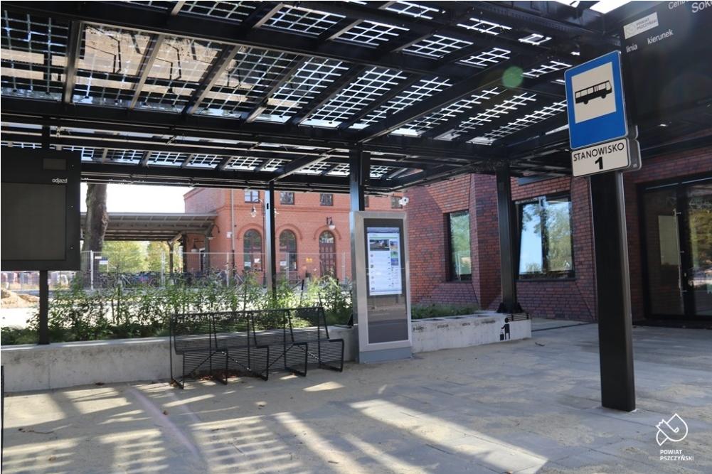 Centrum przesiadkowe otworzą w listopadzie