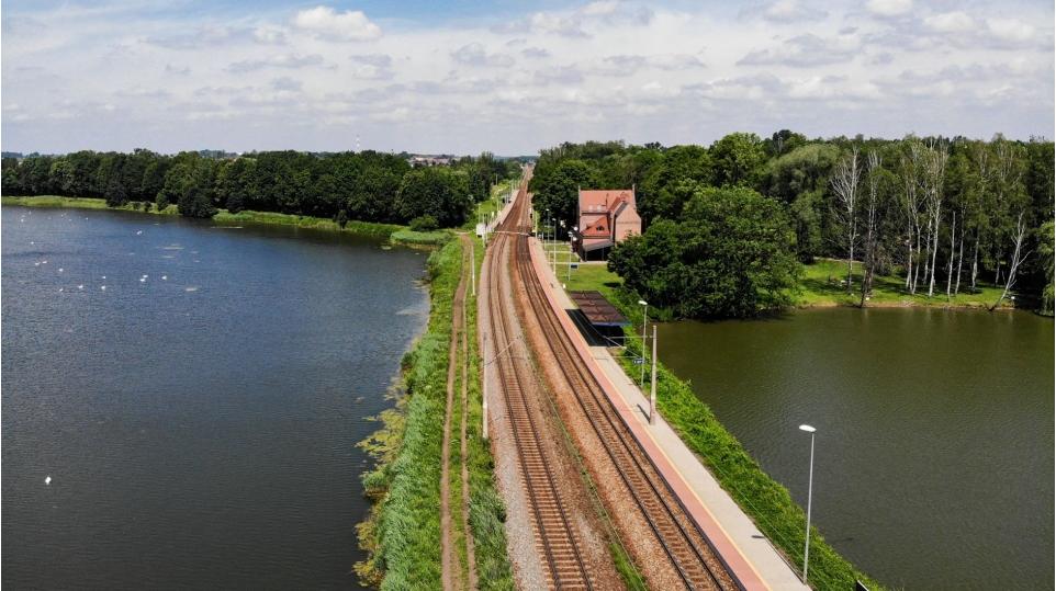 Goczałkowice: PKP PLK zmodernizuje linię kolejową i przystanek