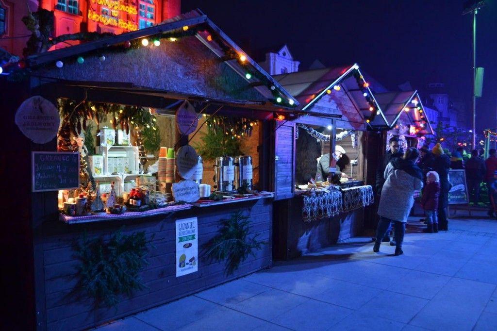 W weekend pszczyński Rynek po raz kolejny zamieni się w Świąteczny Jarmark!