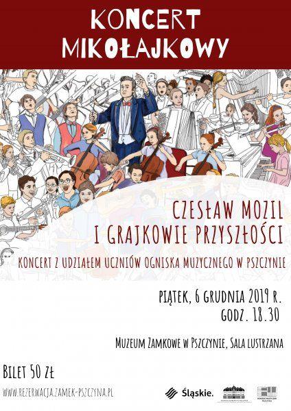 Mikołajkowy Koncert - Czesław Mozil i Grajkowie przyszłości