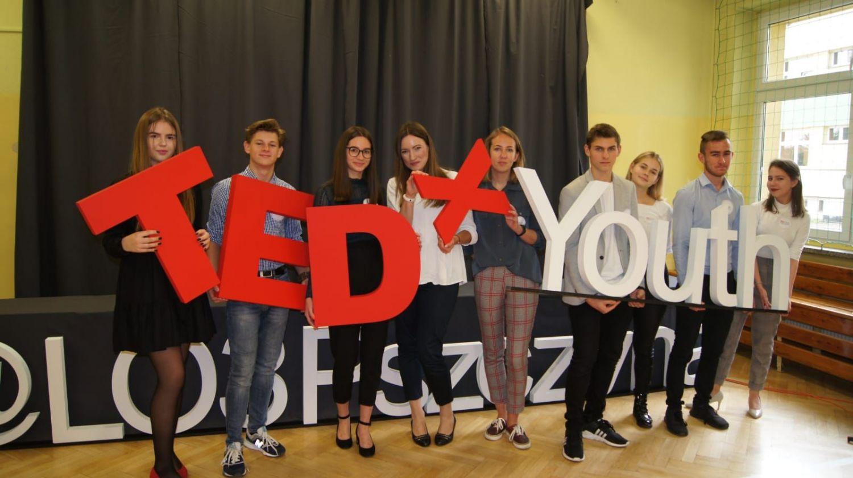 Konferencja TEDxYouth - moje idee, które zmieniają świat w III LO w Pszczynie