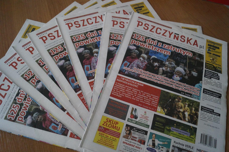 Nowy numer Gazety Pszczyńskiej już kioskach!