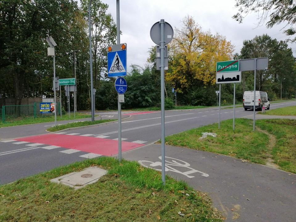 Mieszkańcy apelują o bezpieczną infrastrukturę przy zakładzie poprawczym w Łące. Jest odpowiedź Starostwa Powiatowego