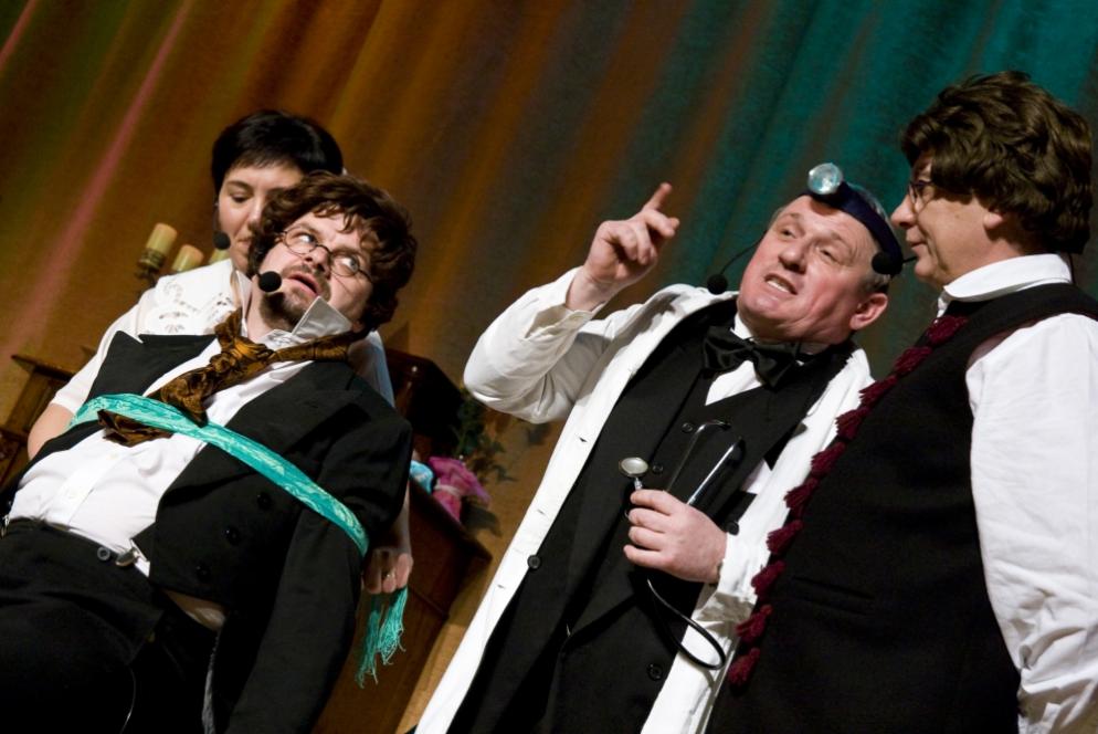 20 lat teatralnej rodziny. Amatorski Zespół Teatralny z Suszca obchodzi swój jubileusz