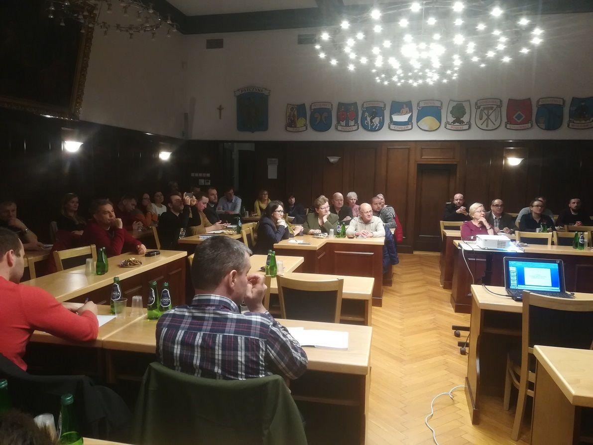 Spotkanie i szkolenie dla organizacji pozarządowych