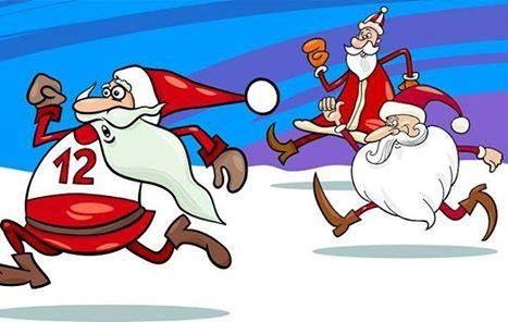 Zostań Świętym Mikołajem i pobiegnij dla Kulejących Aniołów. Zgłosiło się już ponad 300 osób!
