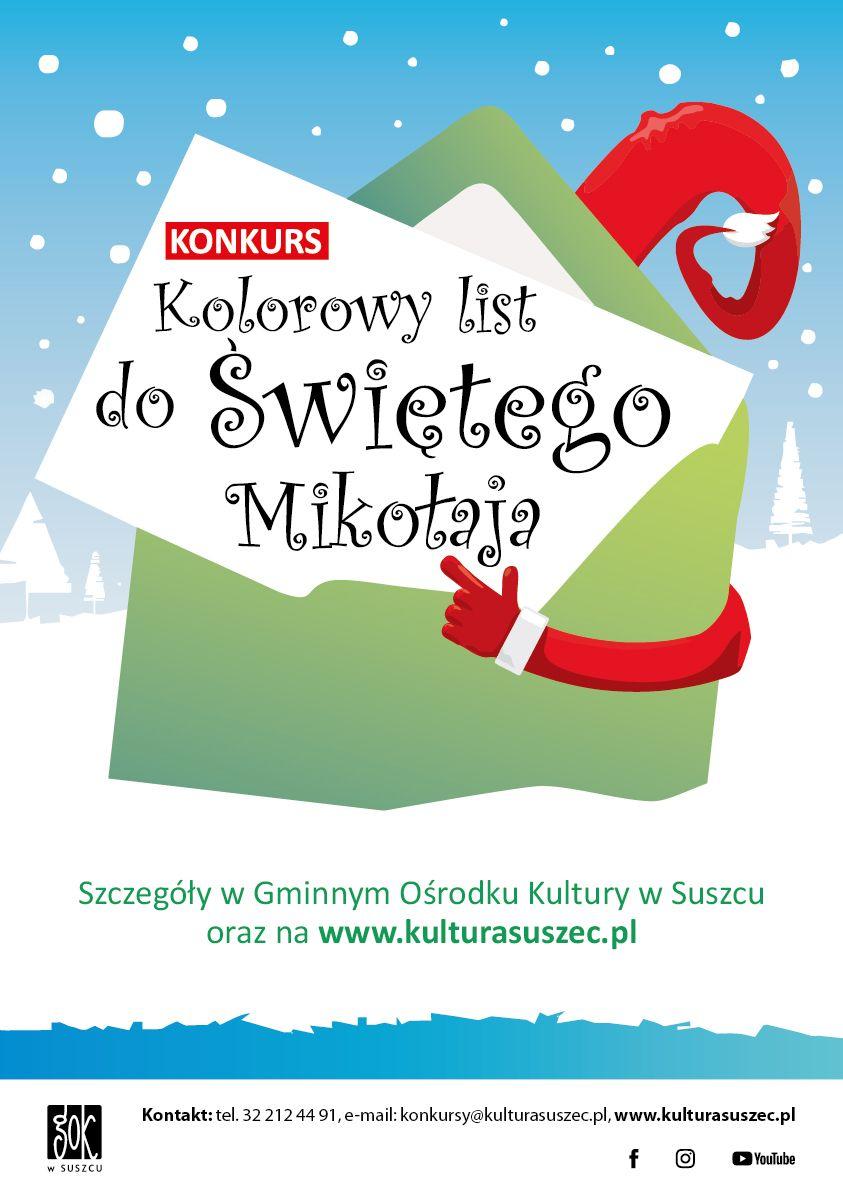 Napisałeś już list do Świętego Mikołaja?