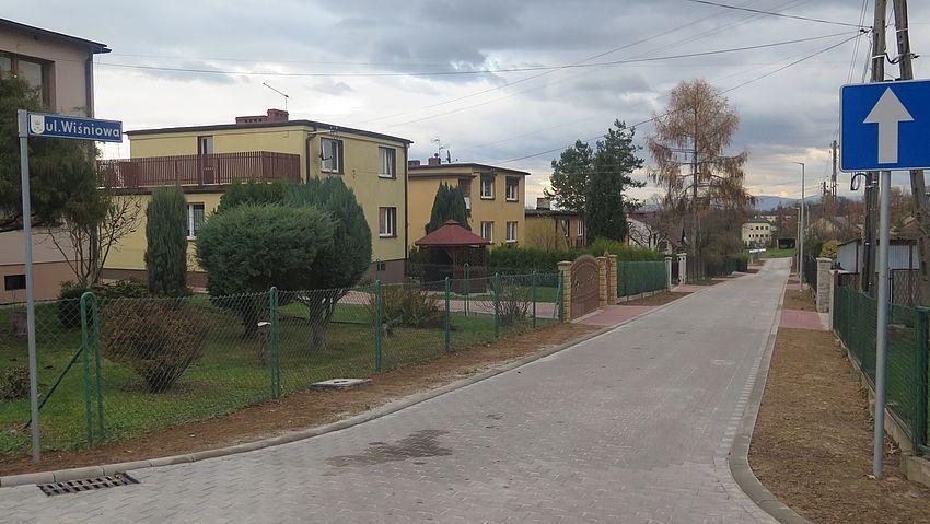 Widokowa i Wiśniowa w Pielgrzymowicach już gotowe