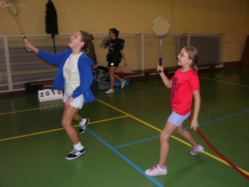 X Rodzinny Mikołajkowy Turniej Badmintona