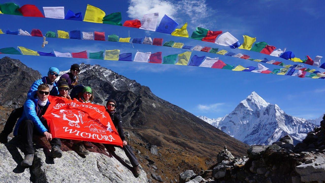 Z Pszczyny do Everest Base Camp