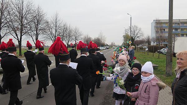 W Pawłowicach świętowali Barbórkę