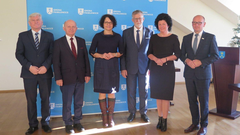 Konwent samorządowców tym razem w Pawłowicach