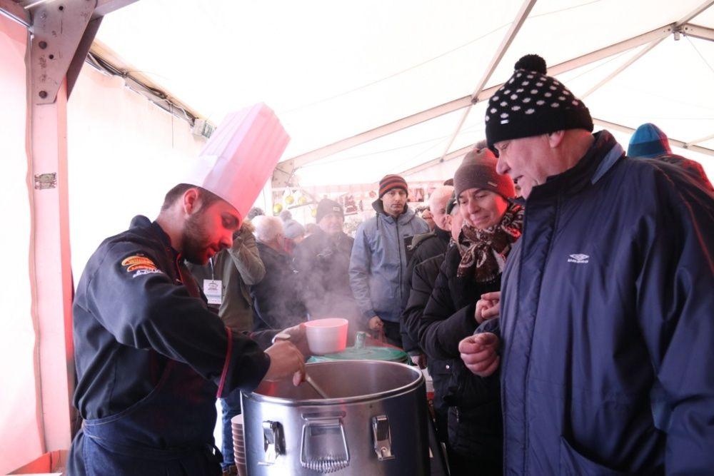 Zupa wigilijna dla każdego w najbliższą niedzielę na pszczyńskim Rynku