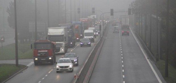 Alarm smogowy w dniu 17 grudnia
