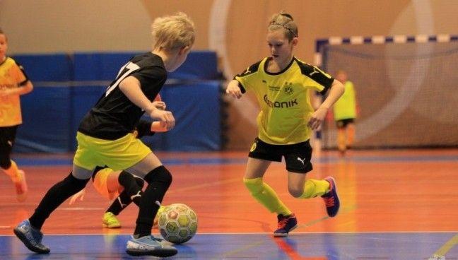 Turniej finałowy XII Klubowych Mistrzostw Powiatu Pszczyńskiego w Futsalu
