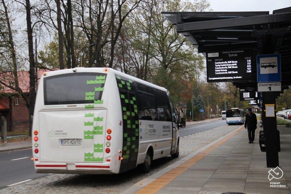 Nowości w powiatowej komunikacji publicznej
