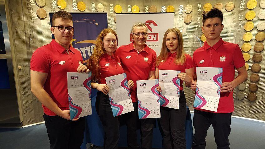 Pawłowiccy curlingowcy na igrzyskach w Lozannie