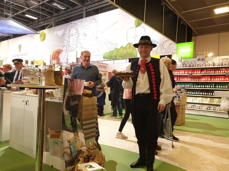 Pszczyńskie specjały na targach w Berlinie