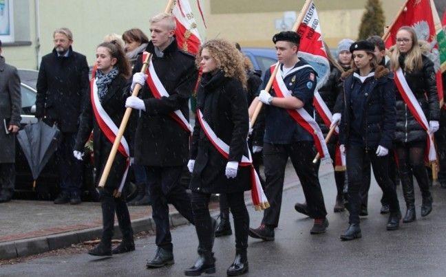 """Pszczyńskie obchody 75. rocznicy """"Marszu Śmierci"""