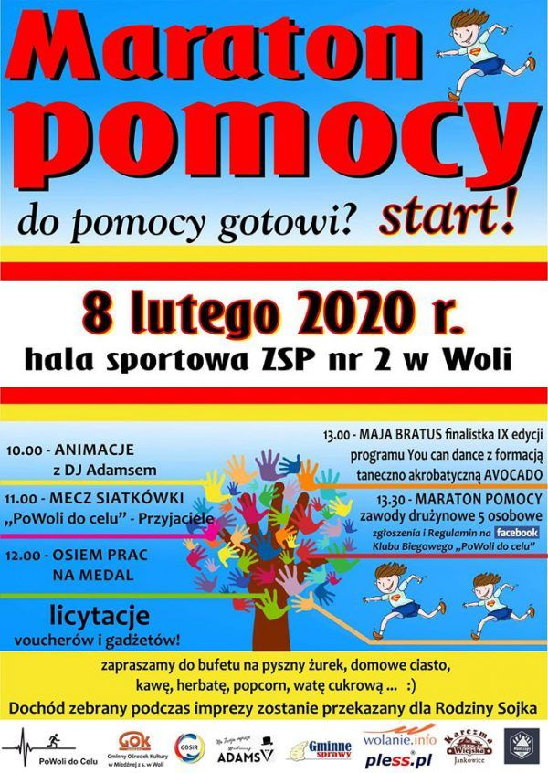 Do pomocy gotowi? Start!