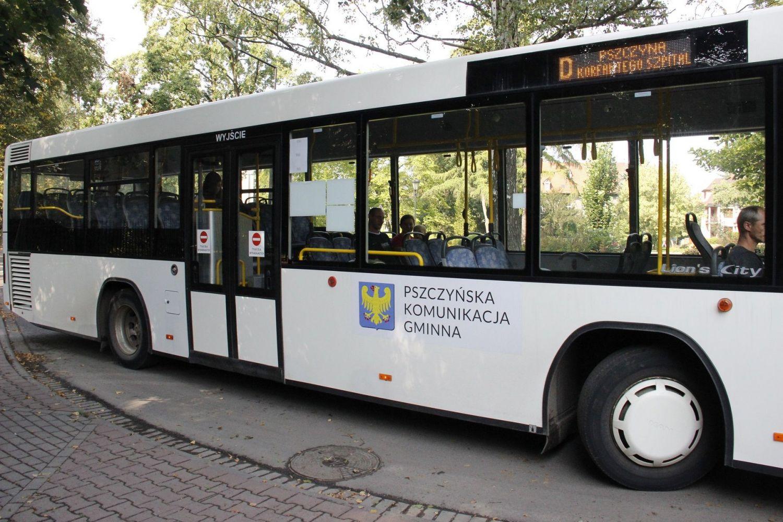 Zmiana rozkładów jazdy i tras linii Pszczyńskiej Komunikacji Gminnej