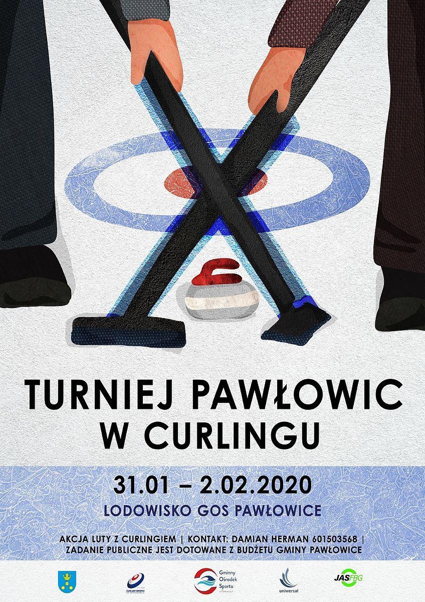 Ogólnopolski Turniej Curlingowy w Pawłowicach