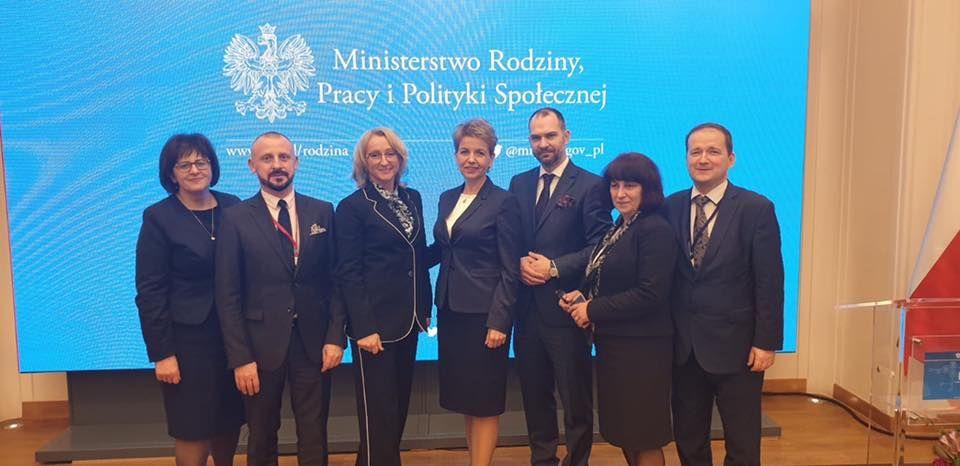 Pszczyński Urząd Pracy otrzymał wyróżnienie podczas obchodów Dnia Publicznych Służb Zatrudnienia