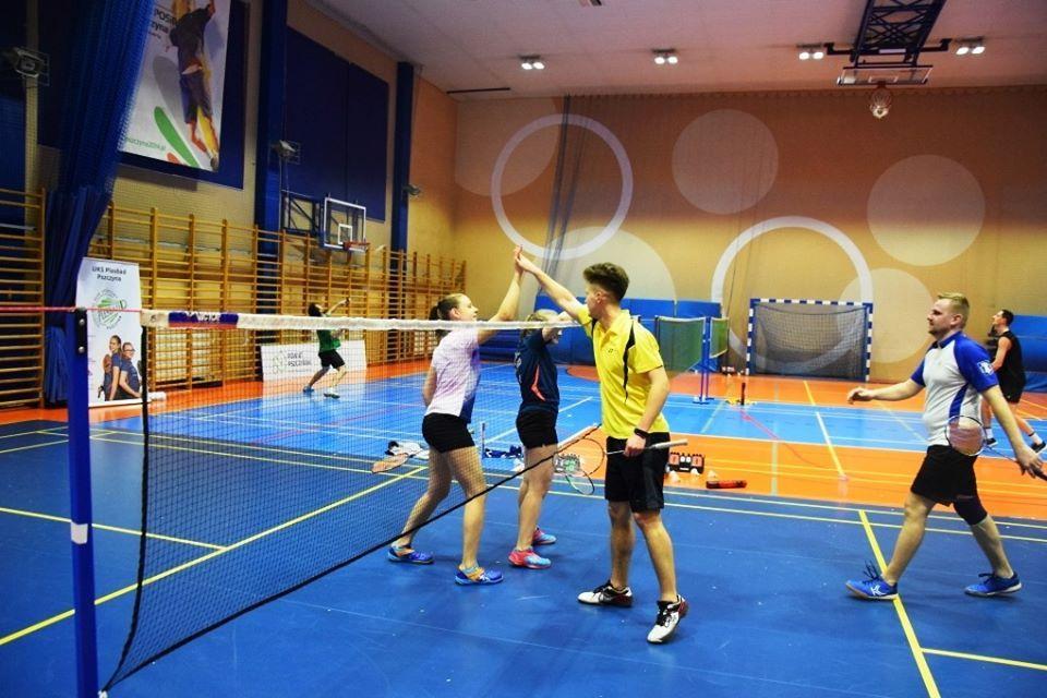 22. Noworoczny Turniej Badmintona