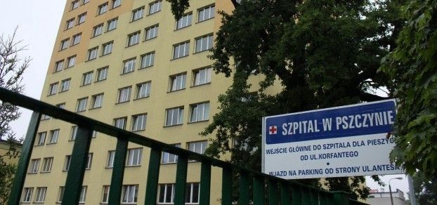 Ograniczenia odwiedzin w pszczyńskim szpitalu