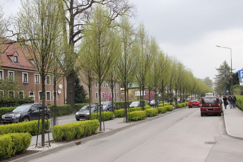 Przebudowa ulicy Kościuszki - zmiany w organizacji ruchu