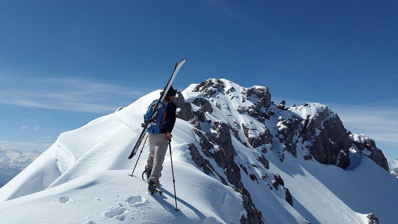 Art. spons. To jedna z najbardziej niedostępnych gór dla narciarzy. Pokonała ją tylko garstka osób!