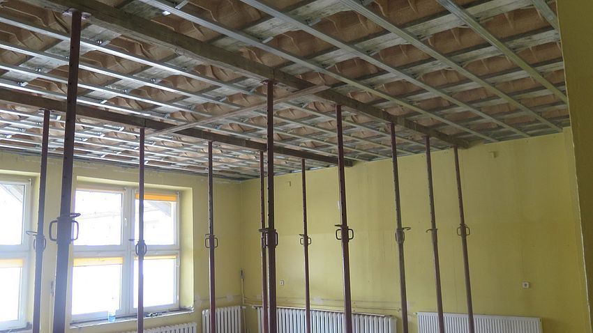 Przebudowa przedszkola w Pawłowicach