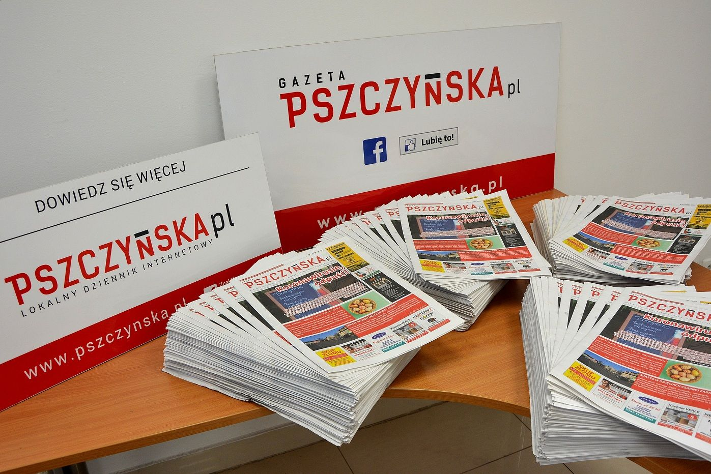 """Bezpłatny numer """"Gazety Pszczyńskiej"""" już w sklepach!"""