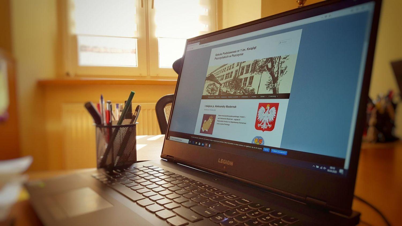 40 laptopów dla pszczyńskich szkół