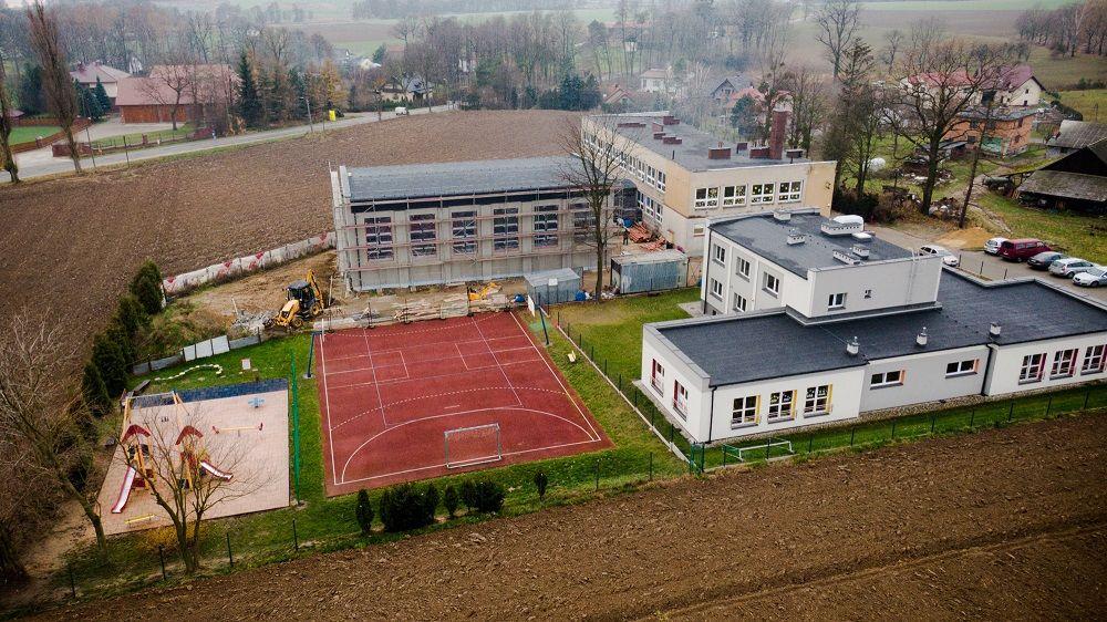 Nowe przedszkola w Czarkowie i Studzienicach