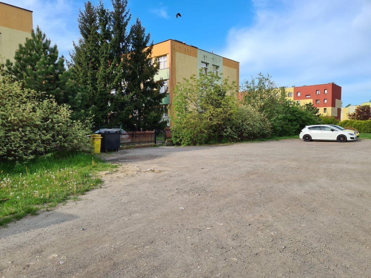 Nowe miejsca parkingowe przy żłobku miejskim