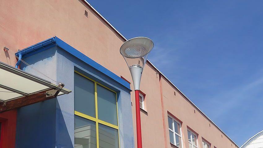 Trwa wymiana oświetlenia drogowego w gminie Pawłowice