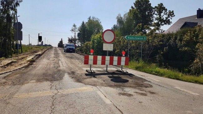 Wodzisławska zamknięta na odcinku z Pszczyny do Poręby