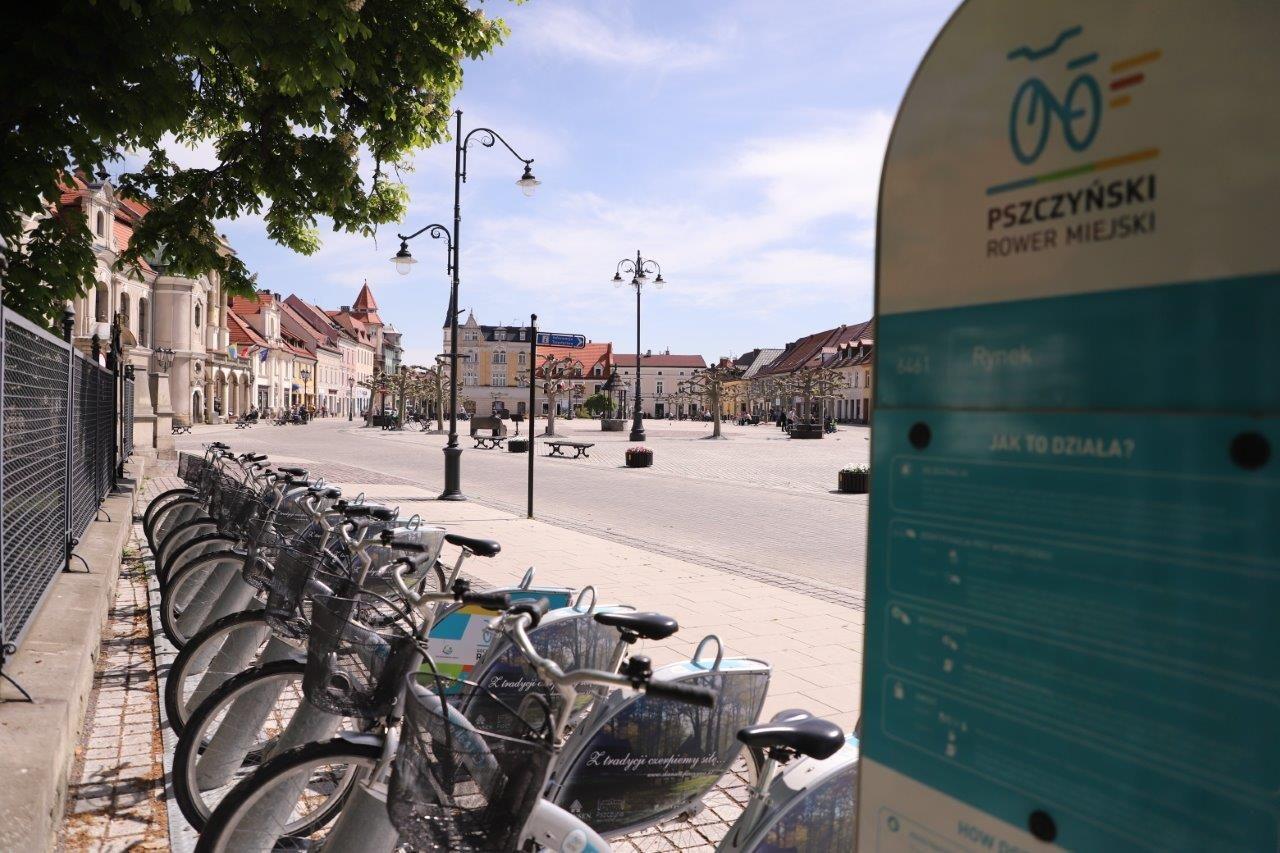 Pszczyński rower miejski nie jest zagrożony