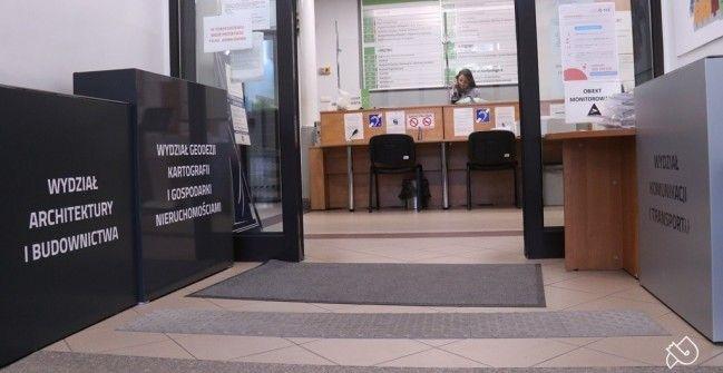 Informacja o organizacji pracy urzędu oraz powiatowych jednostek