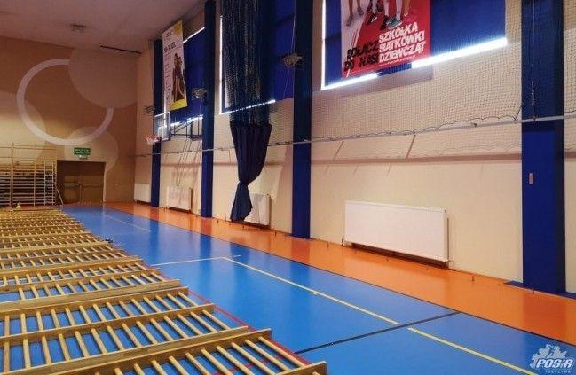 Jak bezpiecznie korzystać z obiektów sportowych Powiatowego Ośrodka Sportu w Pszczynie?
