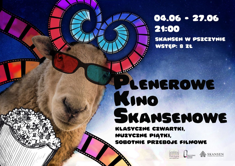 Plenerowe Kino Skansenowe. Dziś