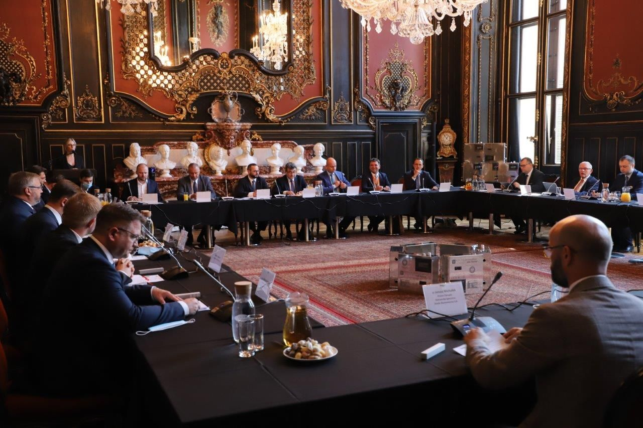 "Debata ""Think Eco! Forum"