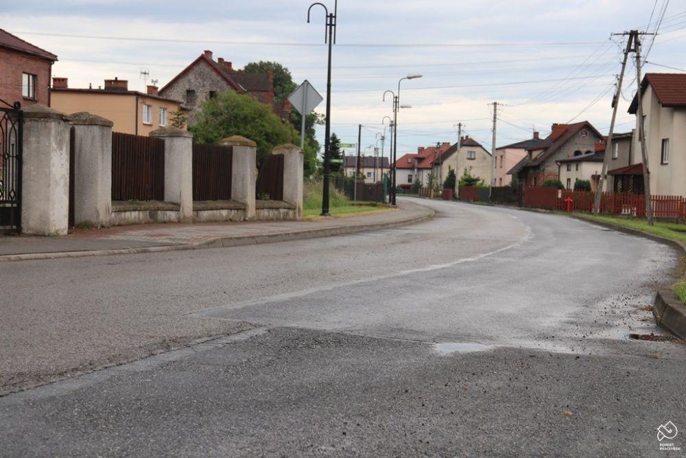Ponad czteromilionowa inwestycja drogowa w Kobiórze