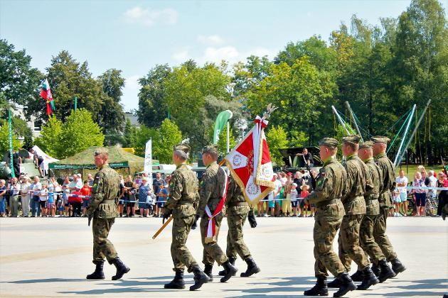 Wojskowa Komenda Uzupełnień będzie promować się w Pszczynie