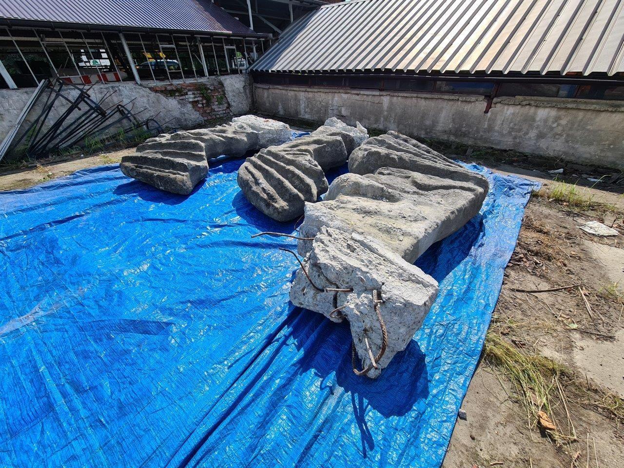 Replika Pomnika Powstańców Śląskich trafiła do Pszczyny